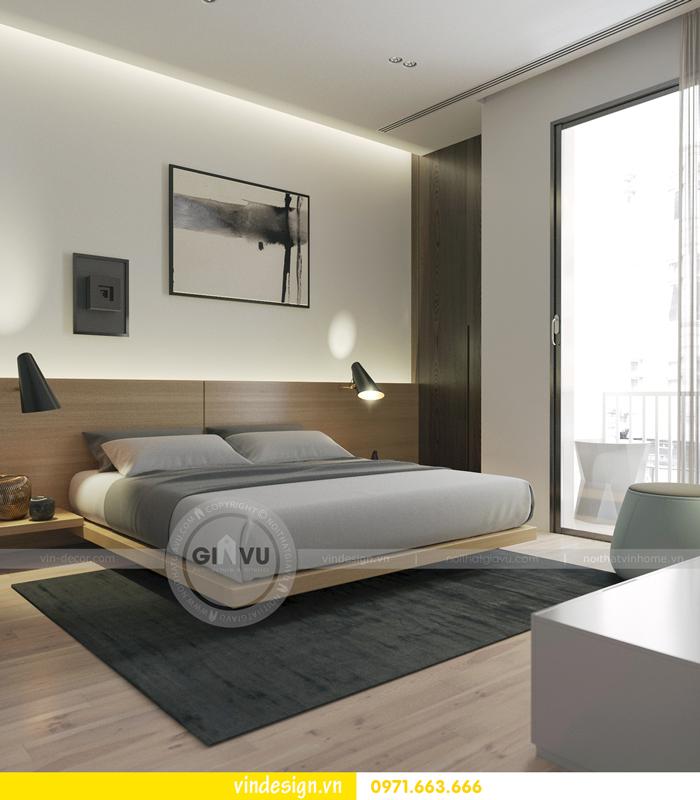 Phương án thiết kế nội thất căn 3 phòng ngủ vinhomes d capitale 05