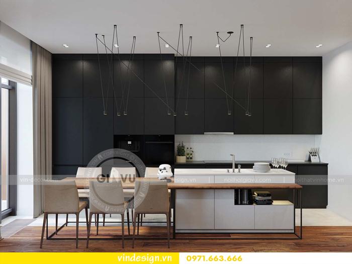 phương án thiết kế nội thất căn hộ 1 phòng ngủ vinhomes d capitale 02