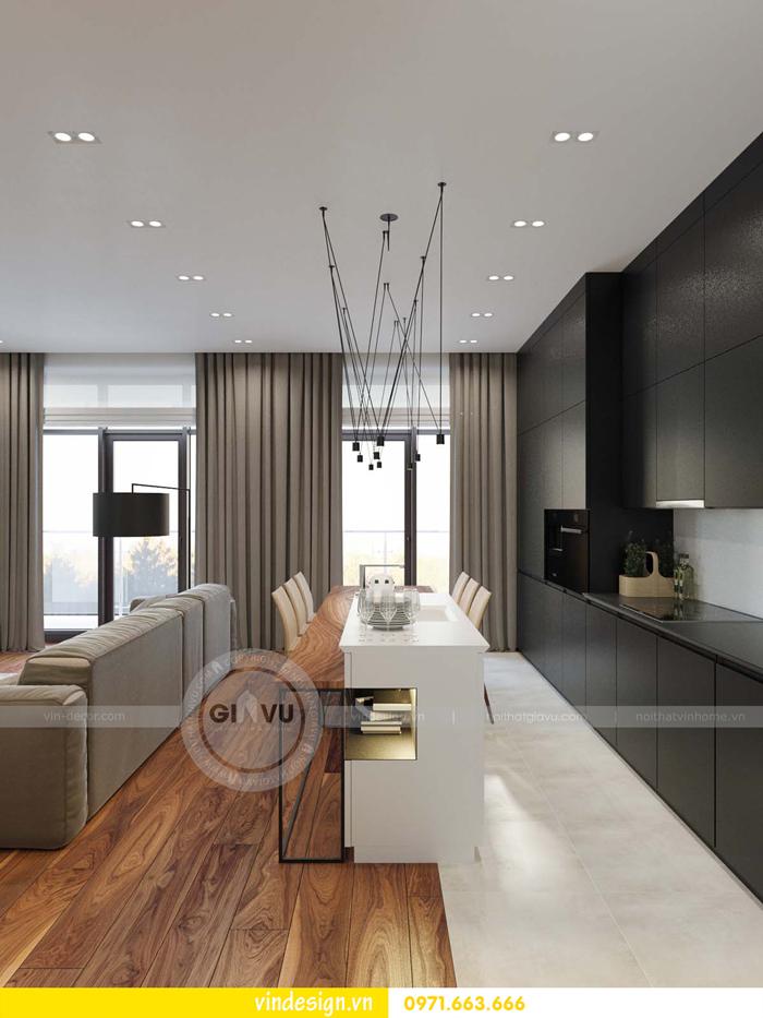 phương án thiết kế nội thất căn hộ 1 phòng ngủ vinhomes d capitale 03