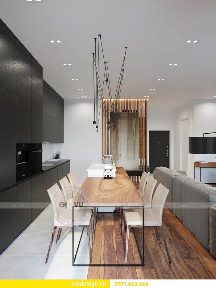 phương án thiết kế nội thất căn hộ 1 phòng ngủ vinhomes d capitale 04