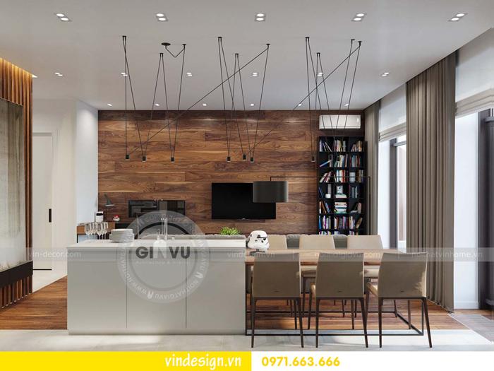 phương án thiết kế nội thất căn hộ 1 phòng ngủ vinhomes d capitale 05
