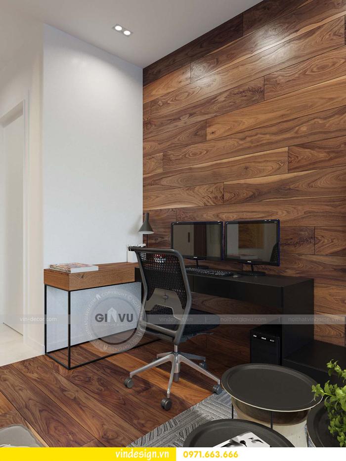 phương án thiết kế nội thất căn hộ 1 phòng ngủ vinhomes d capitale 07