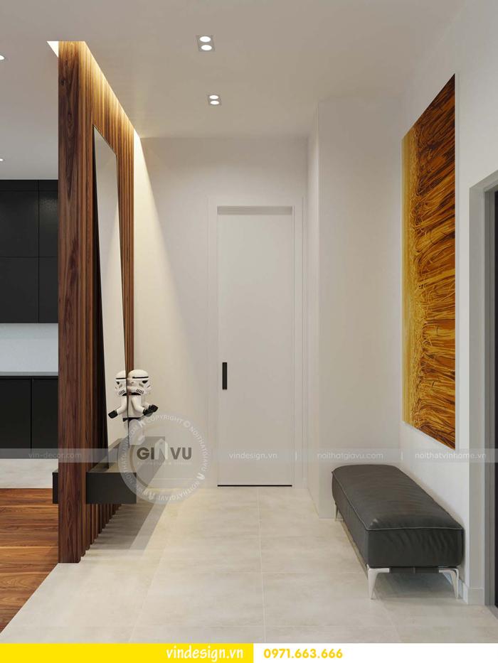 phương án thiết kế nội thất căn hộ 1 phòng ngủ vinhomes d capitale 10