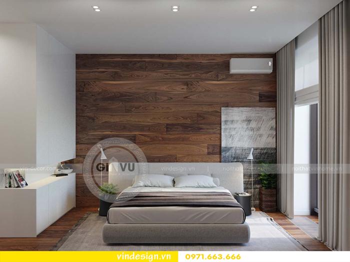 phương án thiết kế nội thất căn hộ 1 phòng ngủ vinhomes d capitale 12