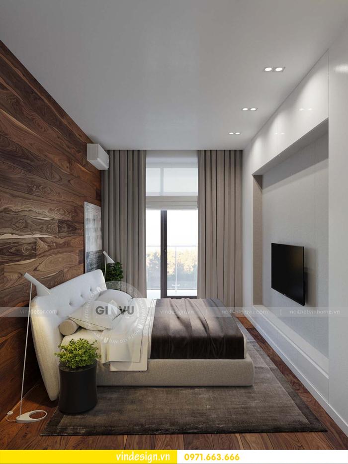 phương án thiết kế nội thất căn hộ 1 phòng ngủ vinhomes d capitale 13