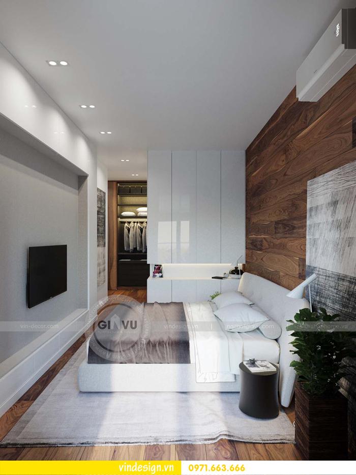 phương án thiết kế nội thất căn hộ 1 phòng ngủ vinhomes d capitale 14