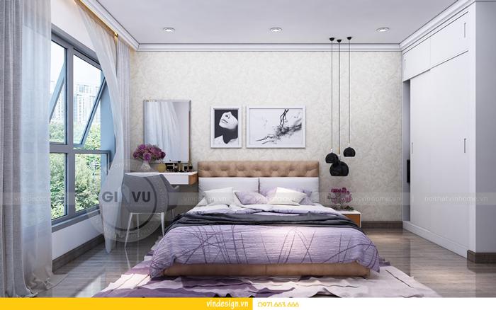 thi công nội thất căn hộ Gardenia tòa A3 13