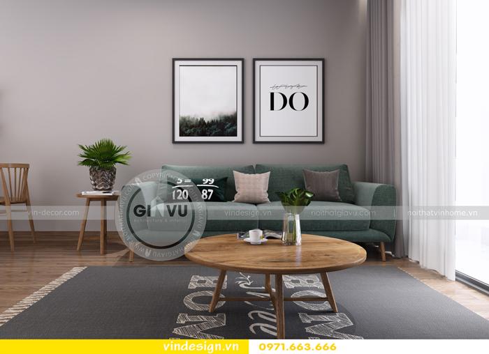 thi công nội thất căn hộ Gardenia 03