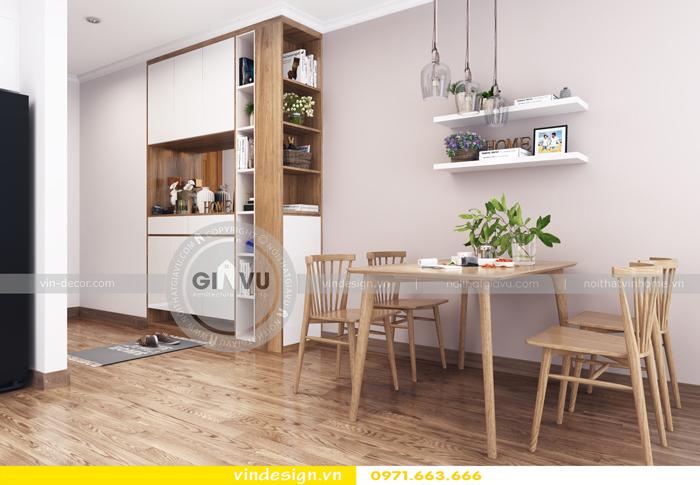 thi công nội thất căn hộ Gardenia 04