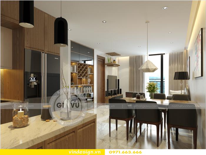 thiết kế căn hộ 3 phòng ngủ vinhomes d capitale 03