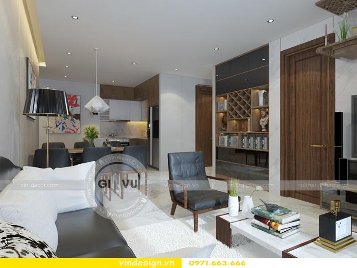 thiết kế căn hộ 3 phòng ngủ vinhomes d capitale 04