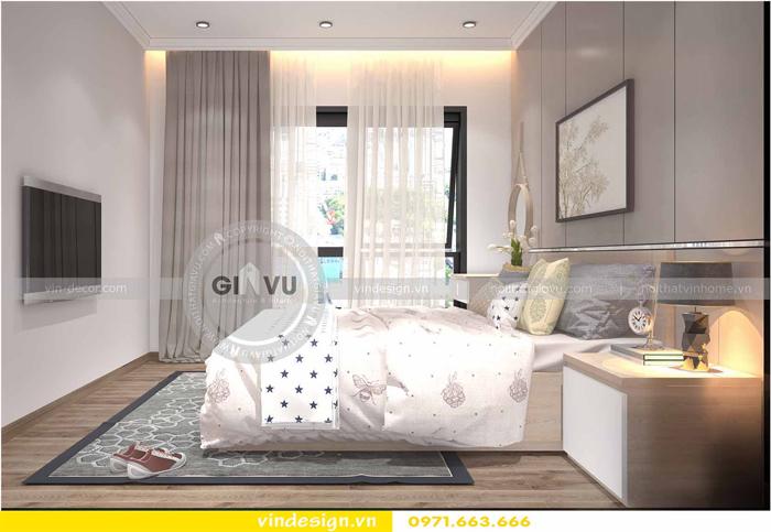 thiết kế căn hộ 3 phòng ngủ vinhomes d capitale 07