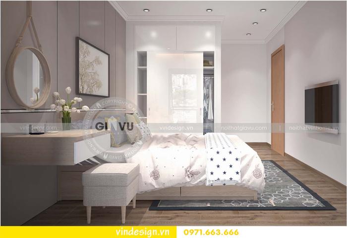 thiết kế căn hộ 3 phòng ngủ vinhomes d capitale 09