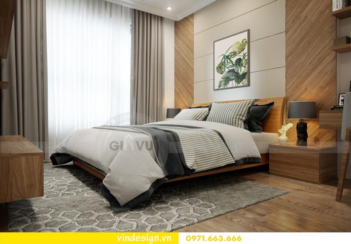 thiết kế căn hộ 3 phòng ngủ vinhomes d capitale 11