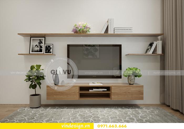 thiết kế căn hộ 3 phòng ngủ vinhomes d capitale 12