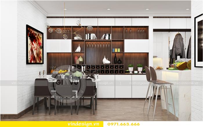 thiết kế căn hộ chung cư d capitale vinhomes trần duy hưng 06