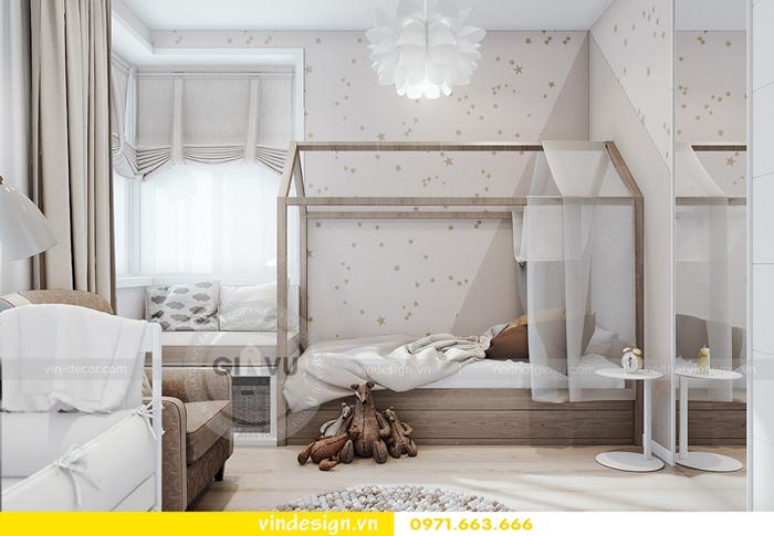 thiết kế nội thất Gardenia căn hộ 2 phòng ngủ 06
