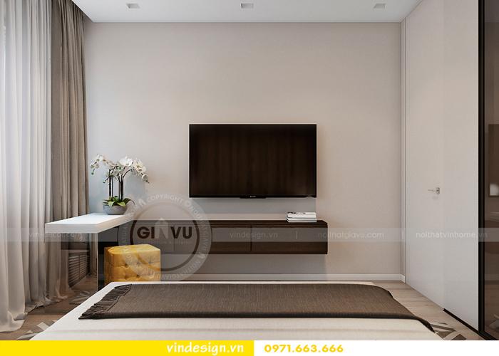 thiết kế nội thất Gardenia căn hộ 2 phòng ngủ 10