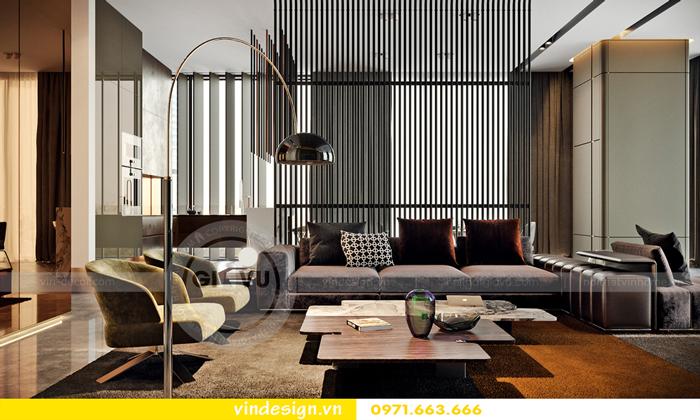 thiết kế nội thất Gardenia căn hộ 3 phòng ngủ 06