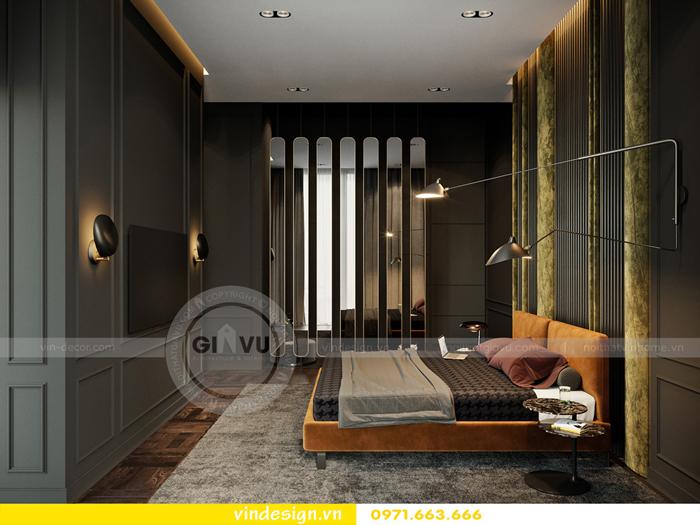 thiết kế nội thất Gardenia căn hộ 3 phòng ngủ 09