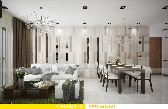 thiết kế nội thất căn hộ 1 phòng ngủ vinhomes d capitale 01