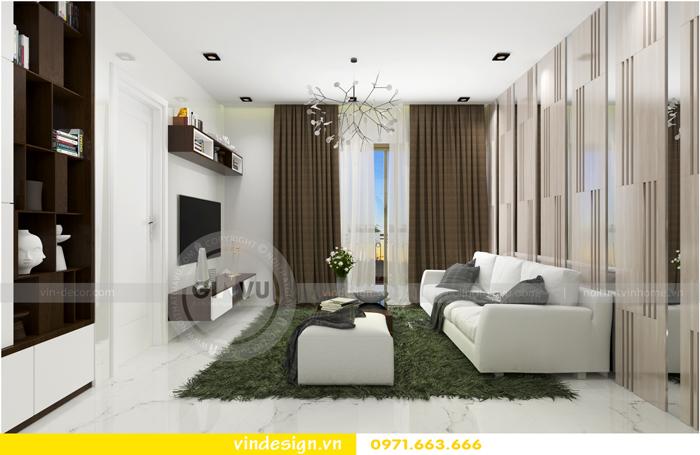 thiết kế nội thất căn hộ 1 phòng ngủ vinhomes d capitale 05