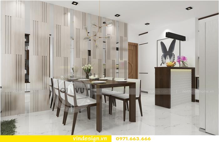 thiết kế nội thất căn hộ 1 phòng ngủ vinhomes d capitale 06