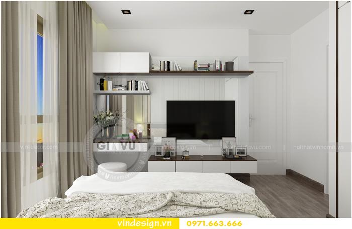 thiết kế nội thất căn hộ 1 phòng ngủ vinhomes d capitale 08
