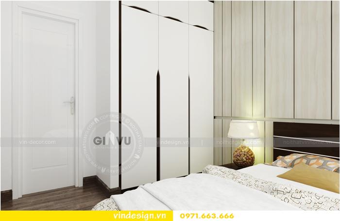 thiết kế nội thất căn hộ 1 phòng ngủ vinhomes d capitale 09