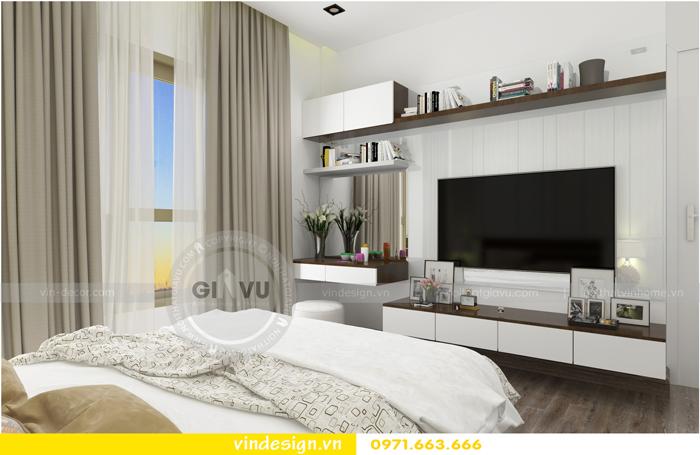 thiết kế nội thất căn hộ 1 phòng ngủ vinhomes d capitale 10