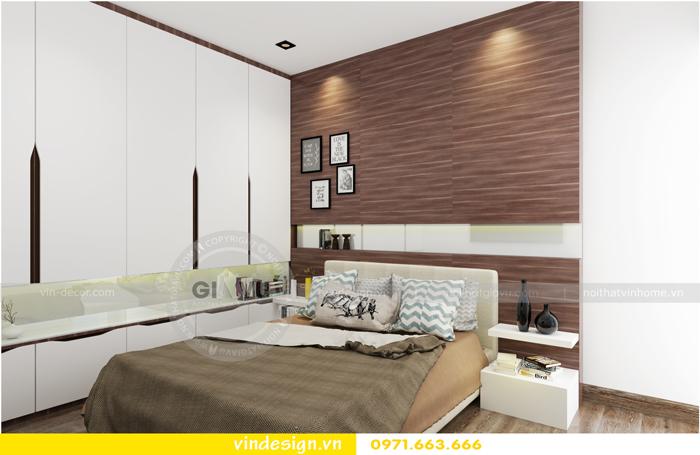 thiết kế nội thất căn hộ 1 phòng ngủ vinhomes d capitale 12