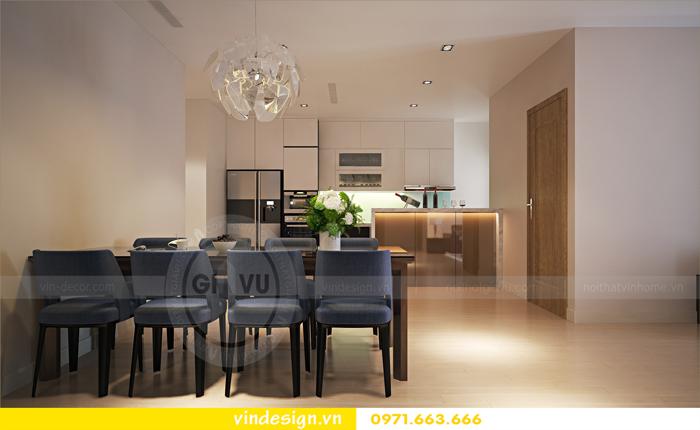 Thiết kế nội thất căn hộ 3 phòng ngủ tại vinhomes d capitale 02
