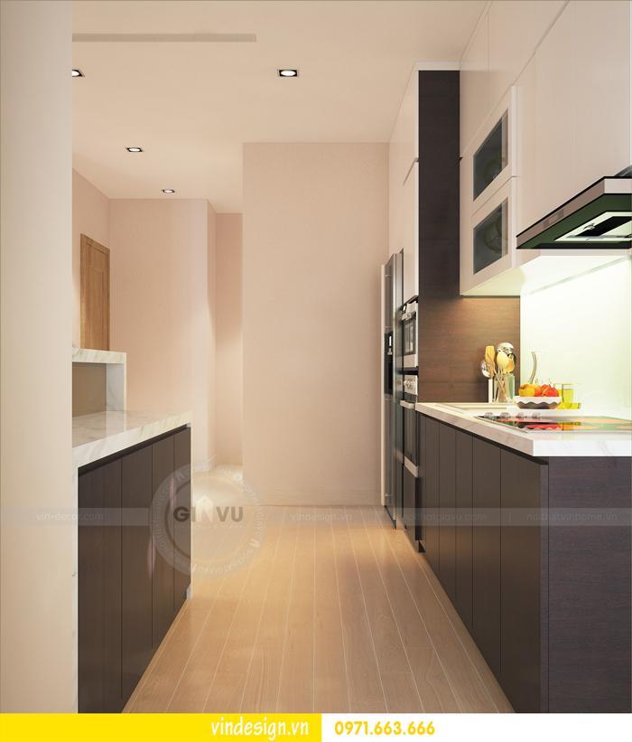 Thiết kế nội thất căn hộ 3 phòng ngủ tại vinhomes d capitale 06