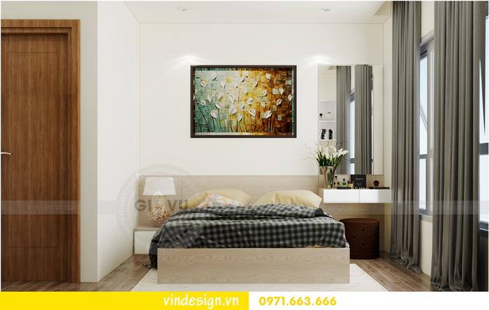 Thiết kế nội thất căn hộ 3 phòng ngủ tại vinhomes d capitale 09