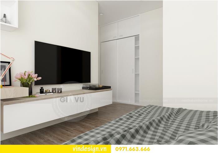 Thiết kế nội thất căn hộ 3 phòng ngủ tại vinhomes d capitale 12