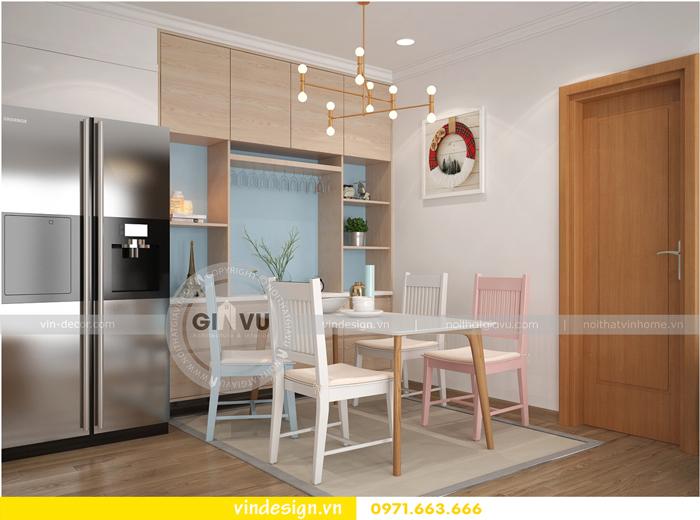 thiết kế nội thất căn hộ Gardenia tòa A1 09