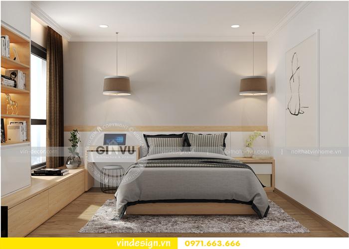 thiết kế nội thất căn hộ Gardenia tòa A1 10
