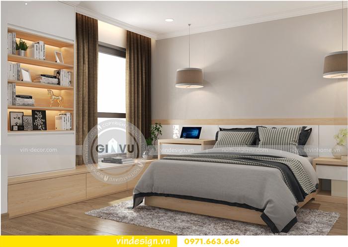 thiết kế nội thất căn hộ Gardenia tòa A1 11