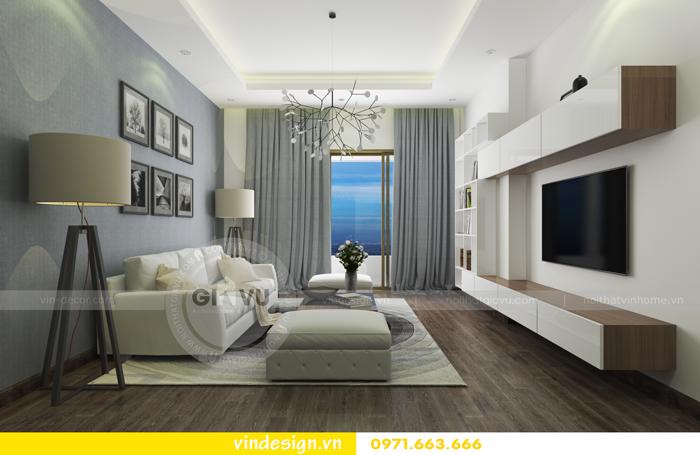 Thiết kế nội thất căn hộ d capitale tòa c1 05