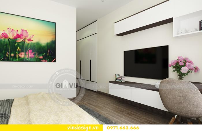 Thiết kế nội thất căn hộ d capitale tòa c1 10