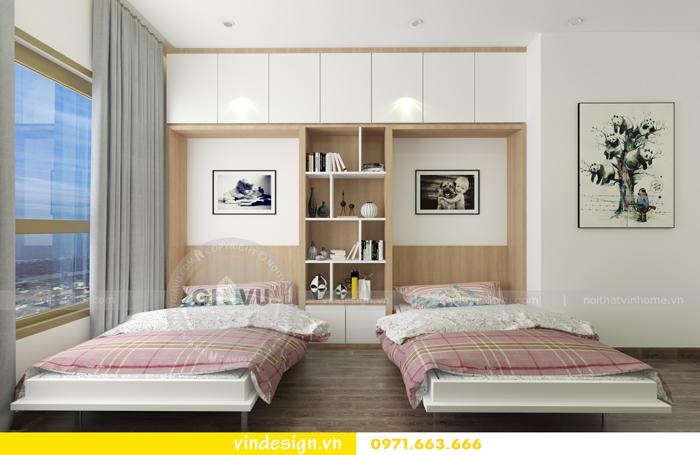 Thiết kế nội thất căn hộ d capitale tòa c1 13