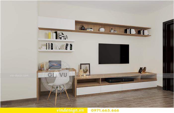 thiết kế nội thất căn hộ d capitale tòa c2 02