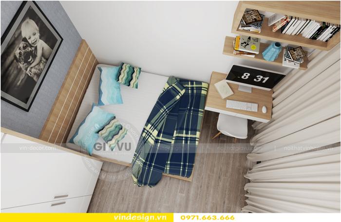 thiết kế nội thất căn hộ d capitale tòa c2 04