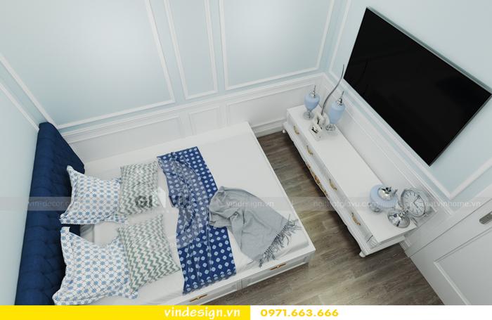 thiết kế nội thất căn hộ d capitale tòa c3 14