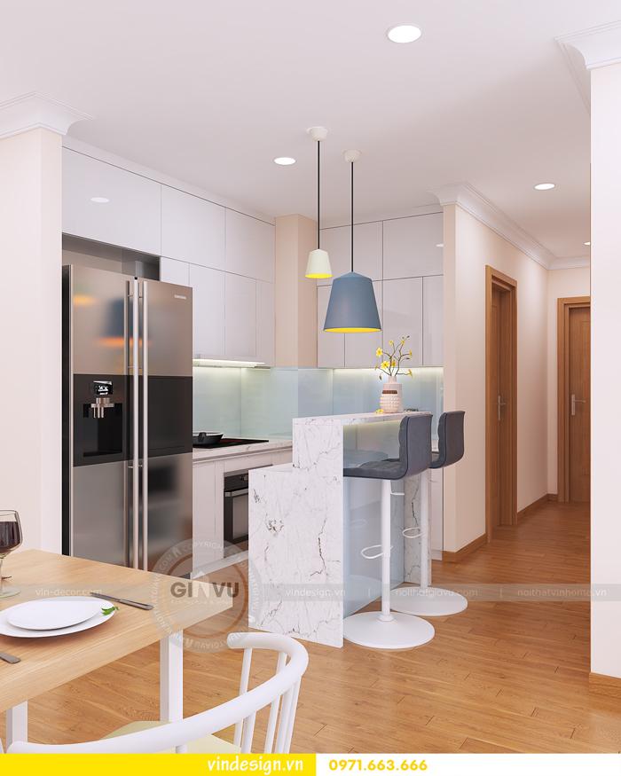 thiết kế nội thất căn hộ d capitale toa c6 vinhomes trần duy hưng 02
