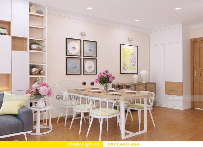 thiết kế nội thất căn hộ d capitale toa c6 vinhomes trần duy hưng 04