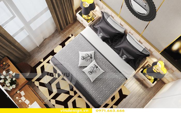 thiết kế nội thất căn hộ d capitale toa c6 vinhomes trần duy hưng 09