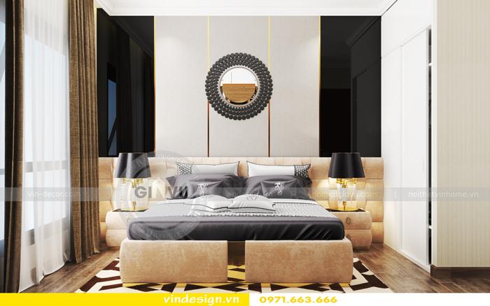 thiết kế nội thất căn hộ d capitale toa c6 vinhomes trần duy hưng 10