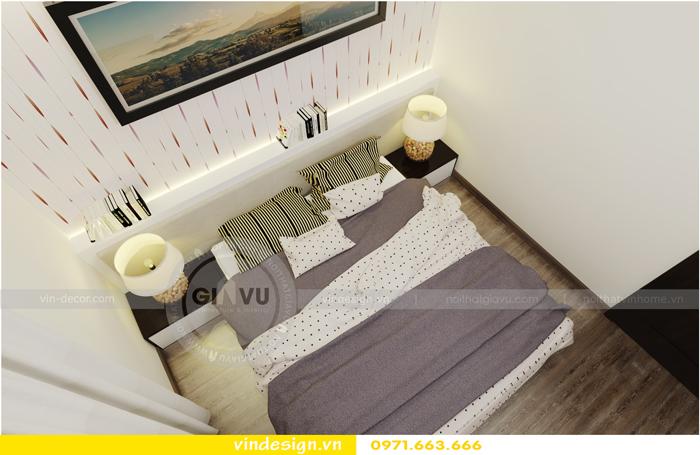 thiết kế nội thất căn hộ d capitale toa c6 vinhomes trần duy hưng 12
