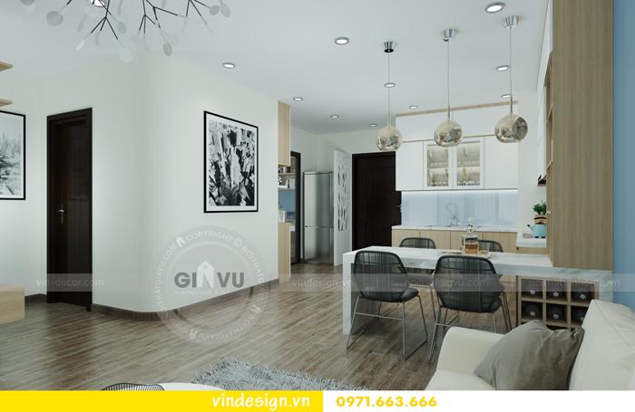 thiết kế nội thất căn hộ d capitale vinhomes trần duy hưng 01